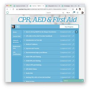 CPR Modules